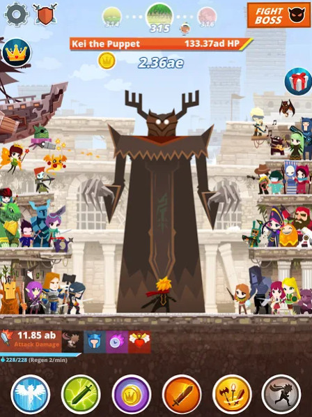 tap-titans-2-heroes-attack-apk-mod-for-android-game