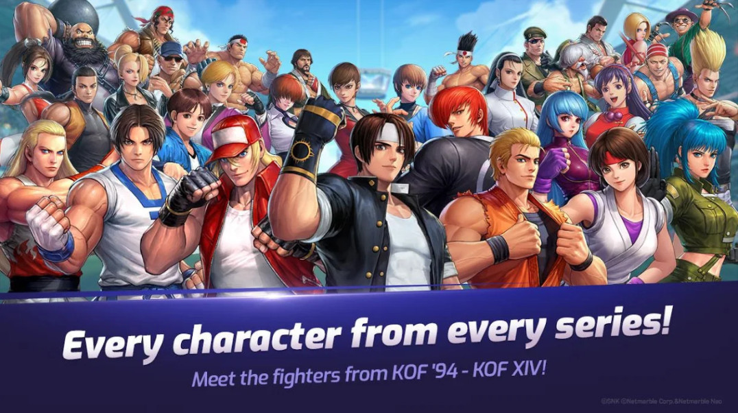 the-king-of-fighters-allstar-apk-mod-for-android